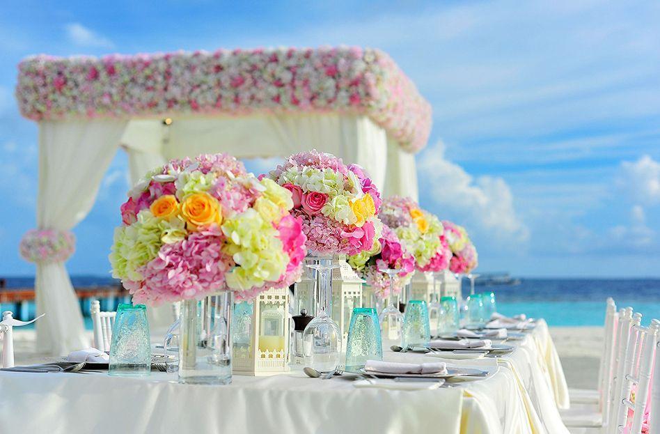 Hochzeitszelt mieten